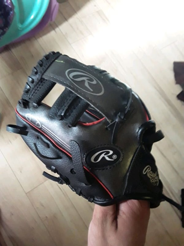Lefty glove youth 0