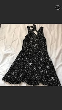 Hot Topic Music Notes Dress San Diego, 92114