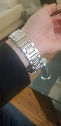 **SILVER QUARTZ WATCH*** Mississauga, L5J