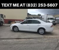 2008 Ford Fusion Runs perfect Excellent condition AC Houston