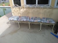 Glass Top table and chairs set 763 mi