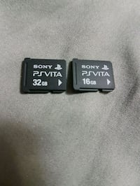 Sony Playstation PS Vita 16GB and 32GB Vaughan, L4H