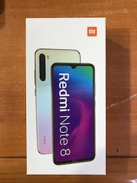 Redmi note 8 full kutulu Seyhan, 01020