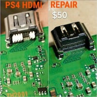 PS4 HDMI Port Replacement - 5miles only price - for a limited time College Park, 20742