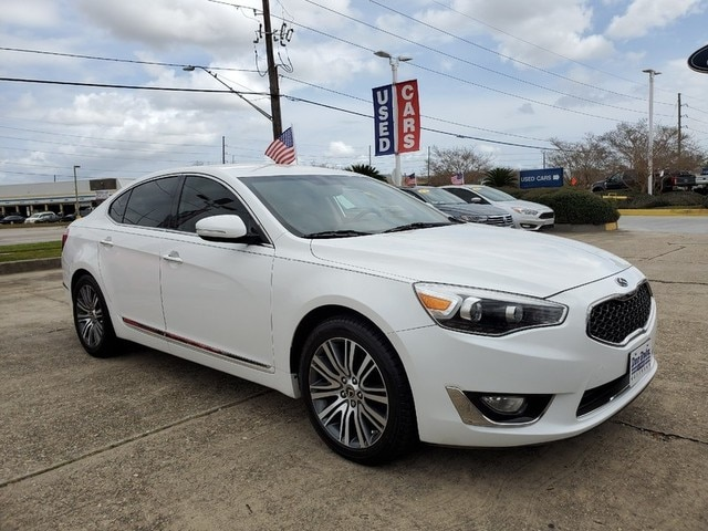 Photo 2015 Kia Cadenza Limited- Leather Seats,Backup Camera,Sunroof/Moonr
