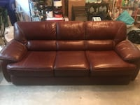 Leather Couch & Bar Stools— Pick Asap Olney, 20832