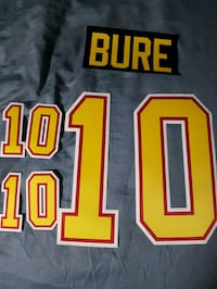 PAVEL BURE JERSEY KIT - BLACK SKATE