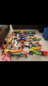 Nerf collection Kelowna, V4T 1Y6
