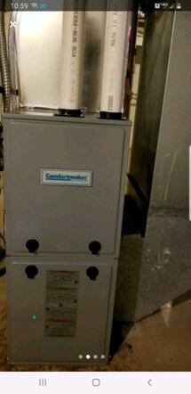New Furnace $1,500 INSTALLED New Air Conditioner $2,000 starting