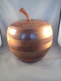 Baribocraft Canada Maple Wood Ice Bucket Central Okanagan, V4T 2J3