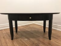 "Set of 2 dark brown table,coffee table size:42""x22"" Richmond Hill, L4C 8J7"