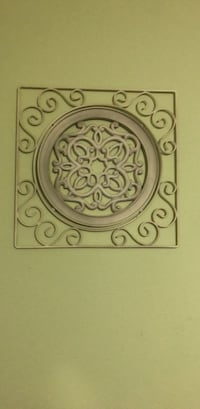 white and brown floral wall decor Portland, 78374