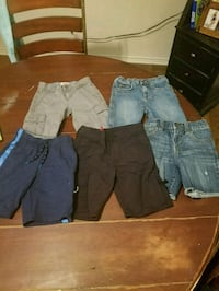 assorted-color denim bottoms lot Midland, 79703