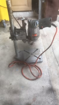 Drill Press And Stand Keller, 76262
