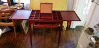 Crafting table mahogany Jacksonville, 32222
