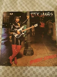 "Rick James ""Street songs"" vinyl album La Plata, 20646"