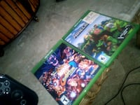 Marvell v Capcom and Minecraft for Xbox one Woodlawn, 21207