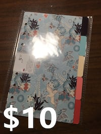 Recollection planner inserts and accessories 伯纳比, V5H 3W9