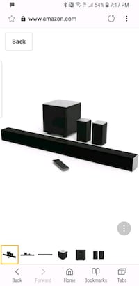 black and gray home theater system West New York, 07093