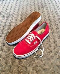 Vans low-top paid $65 size 11 like new! Excellent condition Washington, 20002