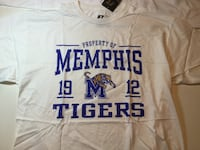 Memphis Tiger Shirt Little Rock