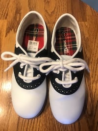 Saddle shoes size 1 never worn Saint Clair Shores, 48081