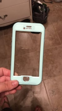 iphone 5 teal case perfect condition Corpus Christi