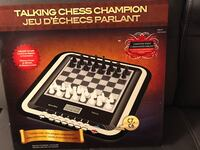 NEW PRICE! BRAND NEW ELECTRONIC CHESS GAME  Kitchener, N2E 3M3