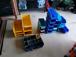 Storage / parts containers