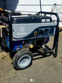 Westinghouse WH6000S Portable Generator  Fairfax, 22032