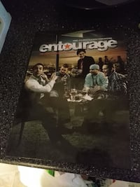 Entourage DVD set.