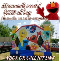 Bounce house and inflatables rental Macon, 31217