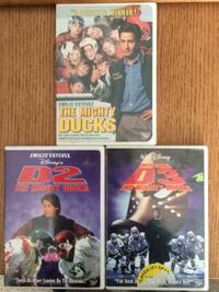 The Mighty Ducks DVD Collection Westminster, 80030