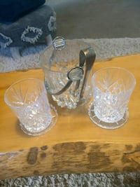 Royal Limited Crystal Bar Set Manassas, 20112