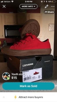 Youth Converse  Henderson, 89052