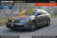 Volkswagen Jetta Sedan 2016 Mount Juliet, 37122