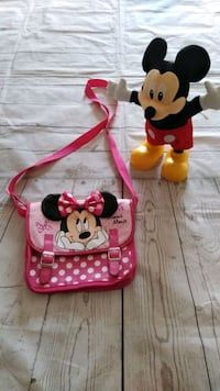 Brand New Beautiful Disney Minnie Mouse Shoulder C Frederick