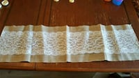 two white and brown floral skirts Maple Ridge, V2X 3Y4