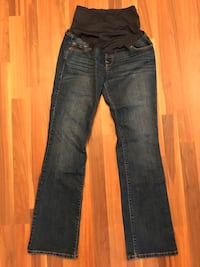 Old Navy boot cut maternity jeans size 6 Helena, 35080
