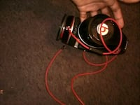 black and red Beats by Dr Tonopah, 89049
