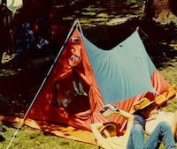 Vintage Sierra Designs Two Person Backpacking Tent CHICAGO