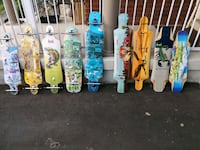 New Longboard Completes - 100.00 with gloves Whitby, L1M 2K6