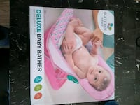 baby's pink and white Summer bather box Redding, 96003