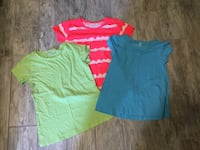 READ ENTIRE POST.       Girls clothes.  Size 14/Large-XLarge.   All in excellent condition. Some new with tags, and new without tags.  No rips or stains.  Smoke free home.  Cross posted.  No holds. Meet in Biloxi.  MINIMUM SALE $10 T-Shirt.                Biloxi, 39531