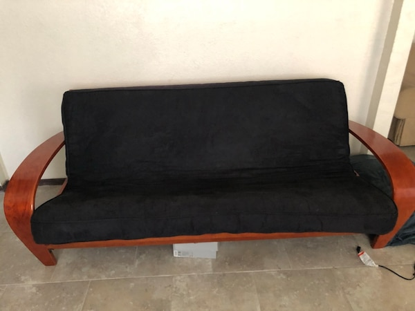 Sold Futon In Oklahoma City Letgo
