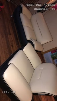 Love seat and chair  West Des Moines, 50266