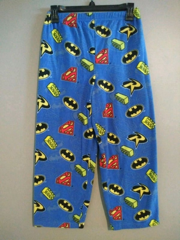 ***BOY'S 10/12 LEGO/SUPER HERO FLEECE PANTS!*** 9667a15e-a2e5-4f30-a978-fab01b510af0