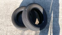 225/60R16 Used Tires. 2 available.