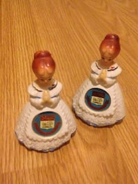 Vintage Salt & Pepper Shakers Edmonton, T6E 0R2