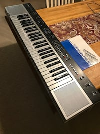 black and gray electronic keyboard Montgomery Village